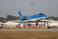 N247PS @ ORL - Gulfstream 150