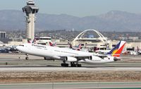 RP-C3438 @ KLAX - Airbus A340-300