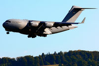 1225 @ LSMP - UAE Globemaster - one of two C-17s visiting Payerne due Air14 Airshow - by Grimmi