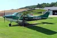 OE-KGM @ LOGW - Cessna 182M Skylane [182-59721] Weiz-Unterfladnitz~OE 14/07/2009