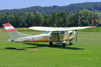 OE-DDV @ LOGW - Cessna 182M Skylane [182-59404] Weiz-Unterfladnitz~OE 14/07/2009