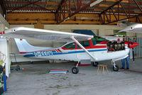 D-EEGW @ LOGF - Cessna TR.182 Turbo Skylane RG II [R182-00667] Furstenfeld~OE 14/07/2009