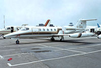 D-CARG @ EDDV - Learjet 35A [35A-433] (Aero Dienst) Hannover~D 21/05/1982. From a slide.
