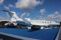 N505GD @ ORL - Gulfstream 500