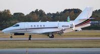 N506QS @ ORL - Net Jets