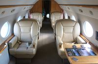 N565ST @ ORL - Gulfstream 550 - by Florida Metal