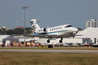 N650UA @ ORL - Citation 650