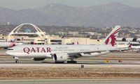 A7-BBH @ KLAX - Boeing 777-200LR - by Mark Pasqualino
