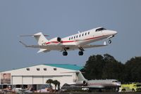 N786HD @ ORL - Lear 75 - by Florida Metal