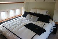 N834BA @ ORL - Bed on BBJ