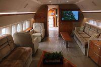 N834BA @ ORL - Boeing BBJ