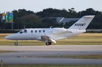 N906MT @ ORL - Citation M2