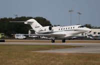 N910DP @ ORL - Citation X