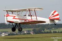 D-EIHD @ EDRV - Airshow Wershofen/Eifel, 3.9.2016 - by RalfW