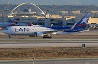 CC-BDC @ KLAX - LAN B763 arriving in LAX - by FerryPNL