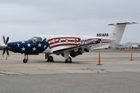 N814PA @ KBOI - Parked on Western Aircraft's ramp - by Gerald Howard
