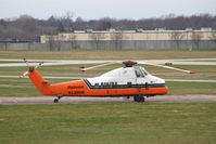 N129NH @ KIOW - Seen from the observation deck - by Glenn E. Chatfield