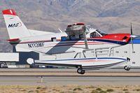 N113MF @ KBOI - Taking off from RWY 10R. - by Gerald Howard