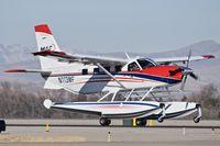 N113MF @ KBOI - Landing RWY 10R. - by Gerald Howard