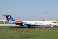 OM-BYC - F100 - Slovak Government Flying Service