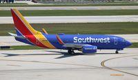 N908WN @ FLL - Southwest