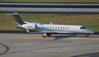 N910FL @ ATL - Flight Options Legacy 600