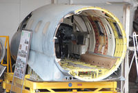 070 @ LFOC - convertion in simulator at Pole Aeronautique d'Avord - by B777juju