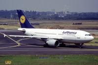 D-AIDH @ EDDL - Lufthansa - by Fred Willemsen