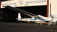 33-68 @ LHBC - Békéscsaba Airport, Hungary - by Attila Groszvald-Groszi