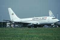 TC-JUR @ EHAM - SultanAir - by Fred Willemsen