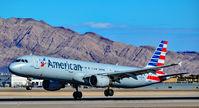 N192UW @ KLAS - N192UW American Airlines 2001 Airbus A321-211 - cn 1496 - Las Vegas - McCarran International Airport (LAS / KLAS) USA - Nevada December 2, 2016 Photo: Tomás Del Coro - by Tomás Del Coro