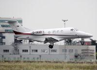 D-IAAD @ LFBO - Landing rwy 32R - by Shunn311