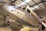 G-AGSH @ EGGW - 1945 De Havilland DH-89A Dominie/Dragon Rapide, c/n: 6884 in the Shuttleworth Collection