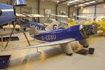 G-CDXU @ EGTH - Replica 2006 Chilton DW1A, c/n: PFA 225-12038 in the Shuttleworth Collection
