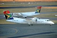 ZS-NMB @ FAJS - De Havilland Canada DHC-8-315 Dash 8 [368] (South African Express) Johannesburg Int~ZS 19/09/2006