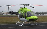 N911FS @ ORL - Bell 407