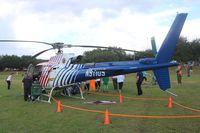 N911US - AS350 at American Heroes Rotorcraft Airshow Oviedo FL - by Florida Metal