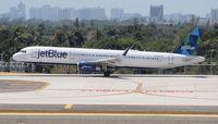 N913JB @ FLL - Jet Blue - by Florida Metal