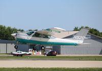 N520 @ KOSH - Cessna 177RG - by Mark Pasqualino