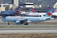 C-FGYL @ KLAX - Air Canada A320 - by FerryPNL