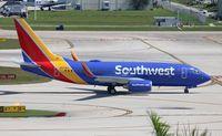 N917WN @ FLL - Southwest - by Florida Metal