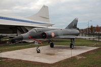 530 @ LFPO - now preserved at Athis-Mons Delta Muséum with faulse code 4-BJ - by B777juju