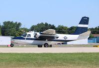N30U @ KOSH - Aero Commander 560-A