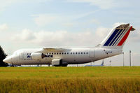 EI-RJX @ LFPG - BAe 146-RJ85 [E2372] (Cityjet) Paris-Charles De Gaulle~F 24/06/2011