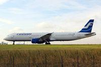 OH-LZE @ LFPG - Airbus A321-211 [1978] (Finnair) Paris-Charles De Gaulle~F 24/06/2011 - by Ray Barber