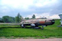 4242 - Sukhoi Su-20R [6602] (Muzeum Lotnictwa Polskiego) Krakow Museum~SP 20/05/2004 - by Ray Barber