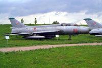 116 - Sukhoi Su-7UM [2116] (Muzeum Lotnictwa Polskiego) Krakow Museum~SP 20/05/2004 - by Ray Barber