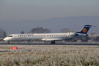 D-ACKK @ LOWG - Lufthansa CRJ-900 @GRZ departing to Munich - by Stefan Mager