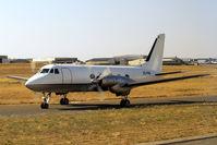 ZS-PHK @ FALA - Gulfstream G-159 Gulfstream 1 [25] (Nelair Charters Pty) Lanseria~ZS 20/09/2006 - by Ray Barber