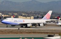 B-18721 @ KLAX - China Airlines Cargo B744 - by FerryPNL